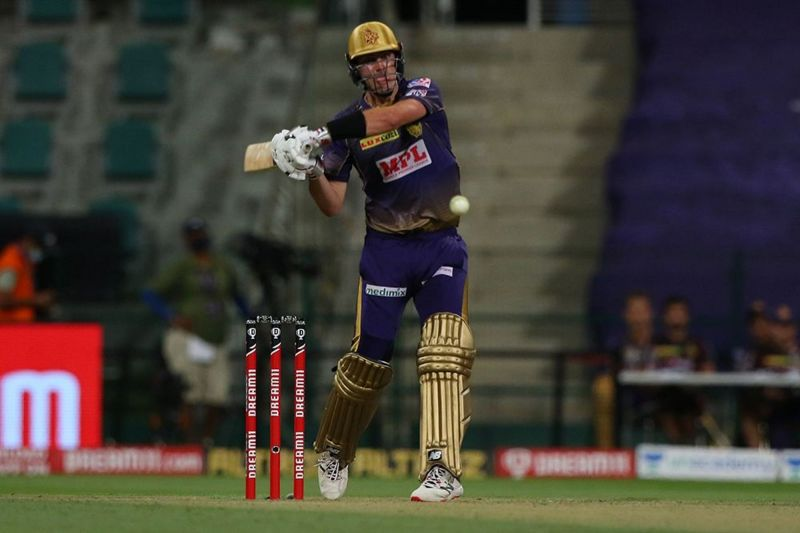 Pat Cummins was the top-scorer for KKR in yesterday