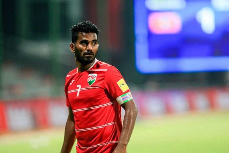 Ali Ashfaq is one of the few players to have scored six goals in a match.