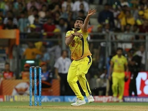 Karn Sharma. Pic: IPLT20.COM
