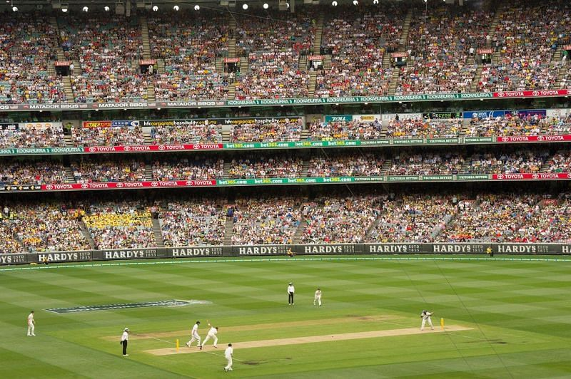 एमसीजी क्रिकेट ग्राउंड