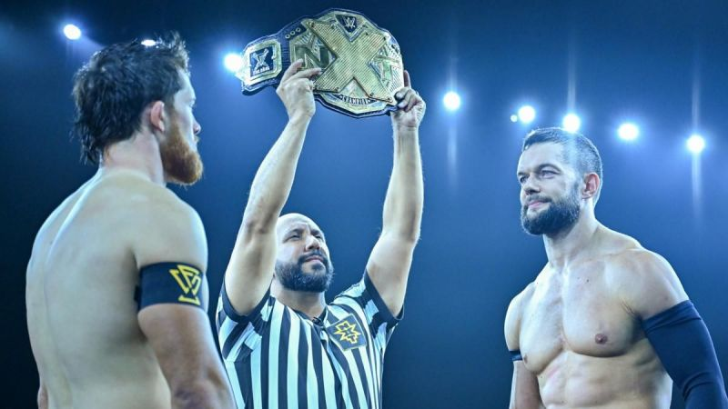It was an incredible main event between these two at NXT TakeOver 31.