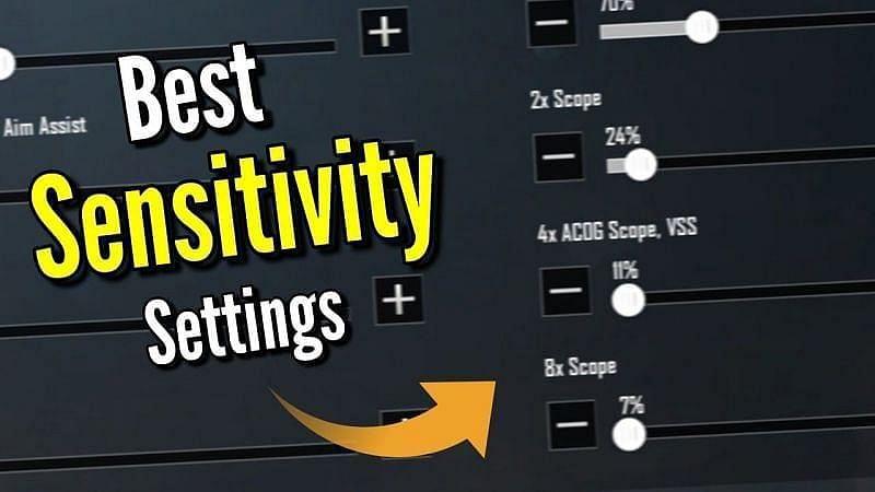 PUBG Mobile Lite: Best sensitivity settings(non-gyro players)