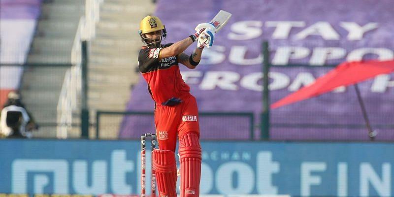 Virat Kohli scored an unbeaten 72 as RCB beat RR by eight wickets (Image: iplt20.com)