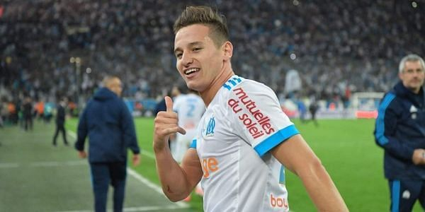 Florian Thauvin will be hoping to inspire Marseille to victory over Bordeaux this weekend
