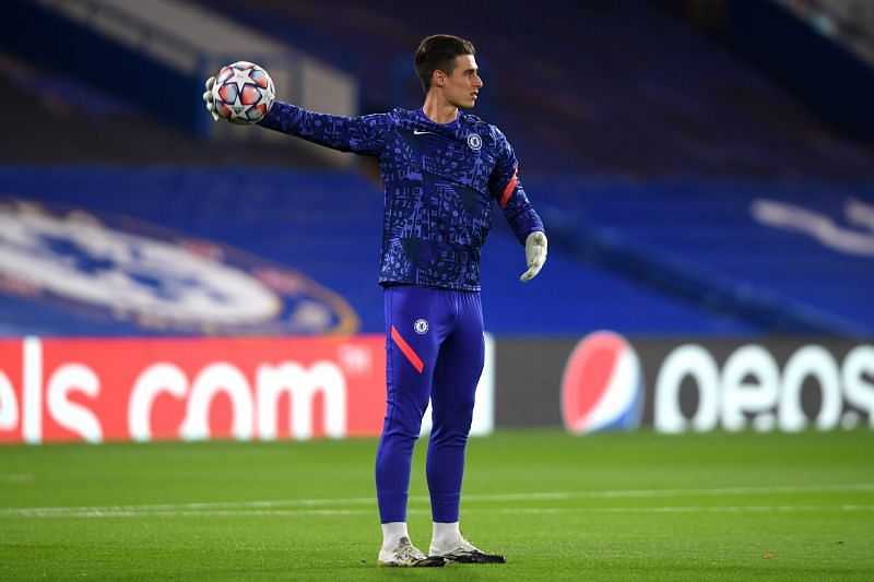 Kepa Arrizabalaga is no longer Chelsea