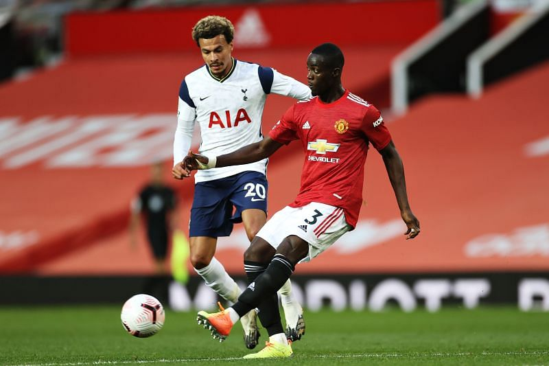 Dele Alli came on as a second half substitute during Tottenham