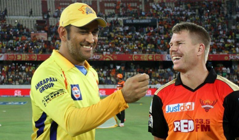 The Chennai Super Kings face off against Sunrisers Hyderabad in Match 14 of IPL 2020