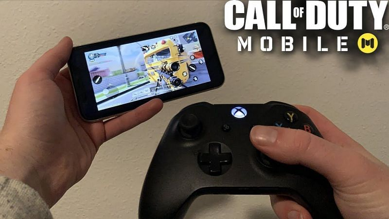 How to use Controller in COD Mobile?(Image Credits: ParkerTheSlayer / YouTube)