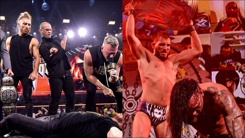 NXT Halloween Havoc delivered in a big way
