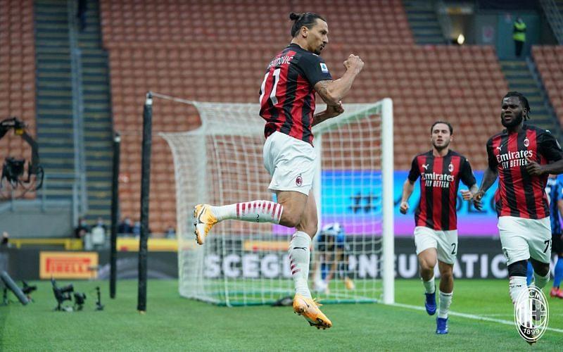 Zlatan Ibrahimovic has been incredible for AC Milan