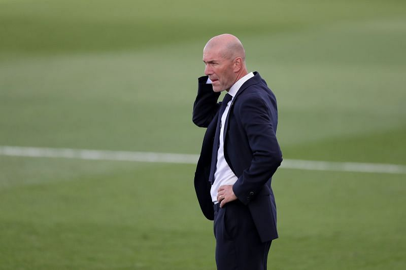 Zinedine Zidane, the current Real Madrid coach, has won the FIFA World Player of the Year award three times.