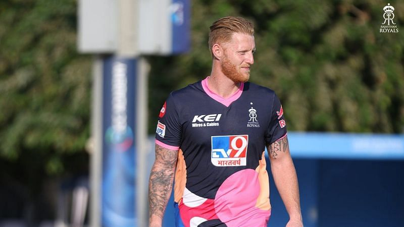 Ben Stokes scored 123 runs and took 6 wickets in IPL 2019 (Credits: Twitter)