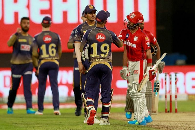 KXIP picked up an important 8-wicket win against KKR