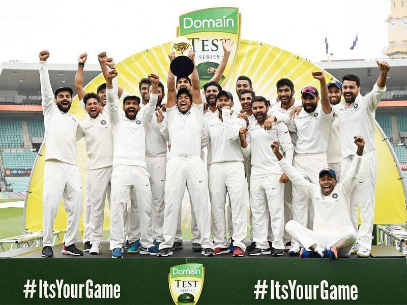 ऑस्ट्रेलिया के खिलाफ साल 2018-19 में टीम इंडिया ने टेस्ट सीरीज की थी अपने नाम