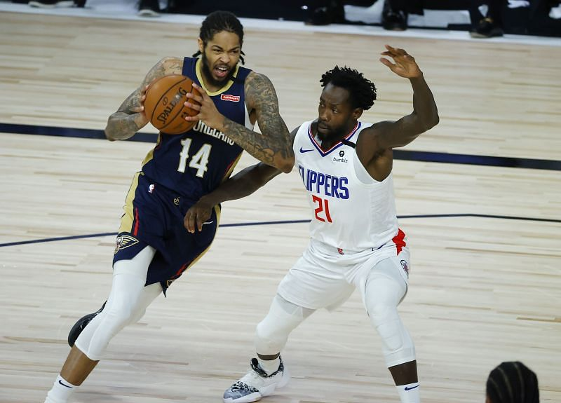 Brandon Ingram needs to stay with the New Orleans Pelicans