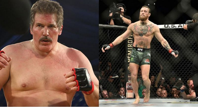 dan severn_Dan Severn comments on Conor McGregors multiple retirements and comebacks (Exclusive)