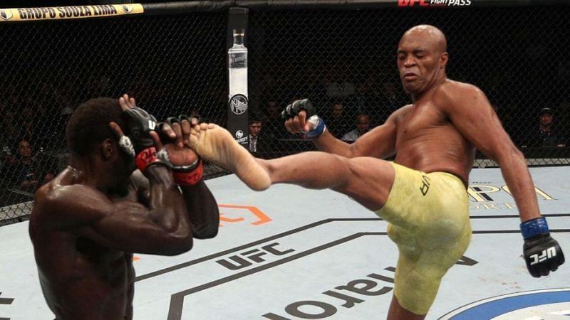Anderson Silva has shown an extremely woke attitude towards gay athletes in MMA
