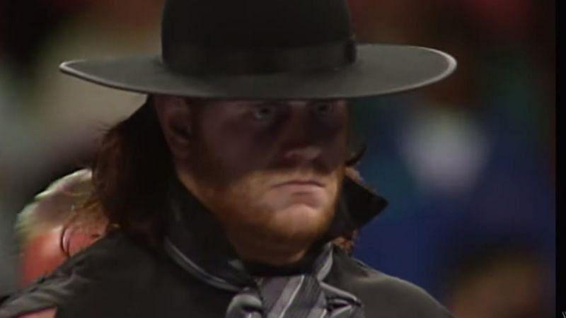 The Undertaker at Survivor Series 1990