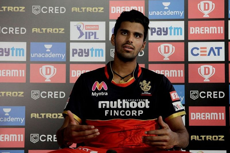 Washington Sundar has scalped 21 wickets in 28 IPL games (Credits: IPLT20.com)