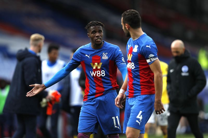 Crystal Palace will play Wolverhampton Wanderers on Friday