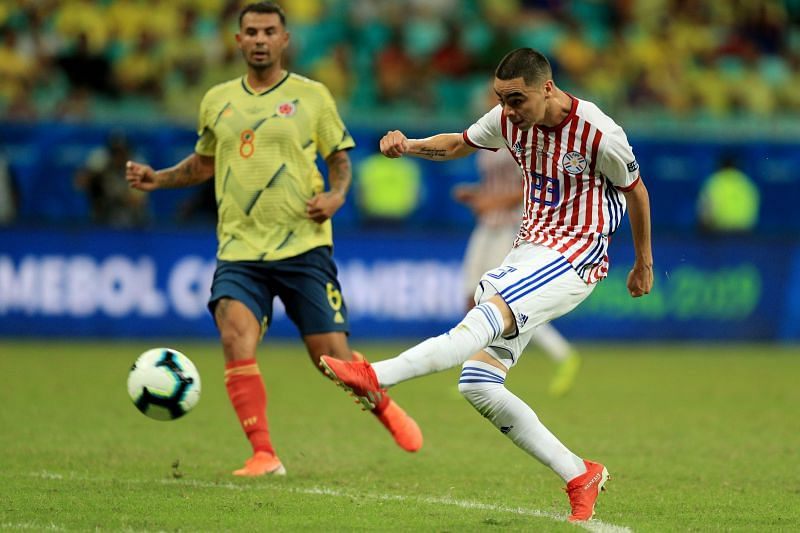 Paraguay will face Peru on Thursday