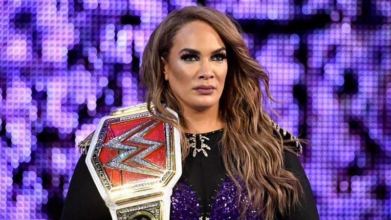 Nia Jax won the RAW Women