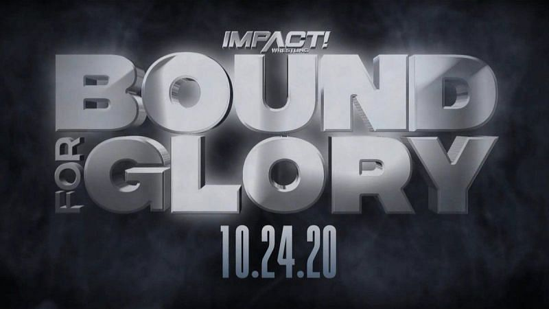 This Saturday night on pay per view, Impact Wrestling presents Bound for Glory 2020.