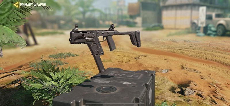 At level 21 of the Battle Pass, anyone can use the Fennec for free in COD Mobile (Image Credit: Sportskeeda)