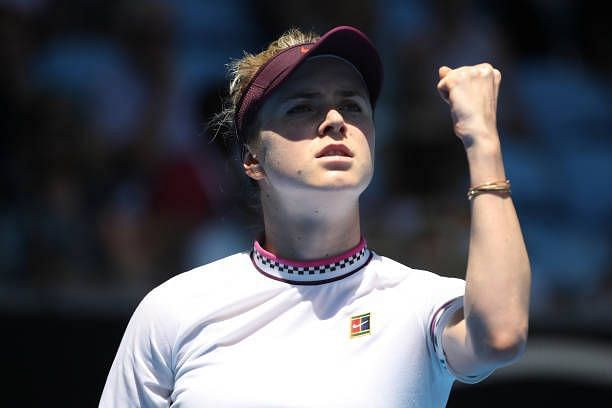 Elina Svitolina is the top seed at the Ostrava Open.