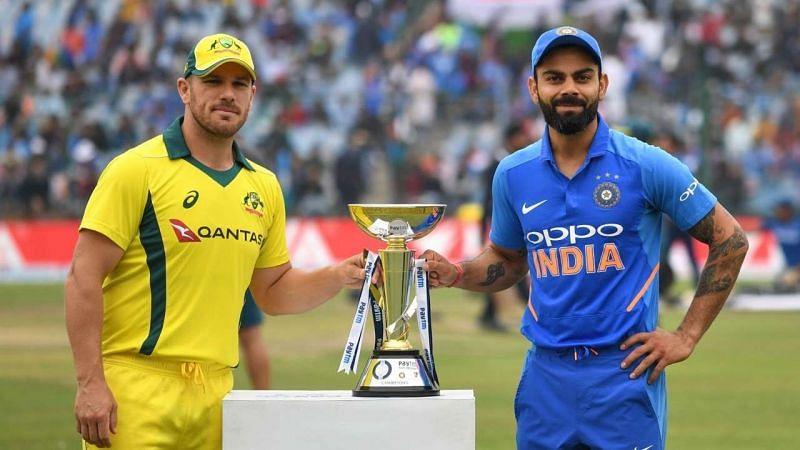 ऑस्ट्रेलिया और भारत के बीच 3 एकदिवसीय मैच खेले जायेंगे