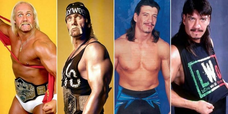 These WCW wrestlers evolved into loveable and influential stars