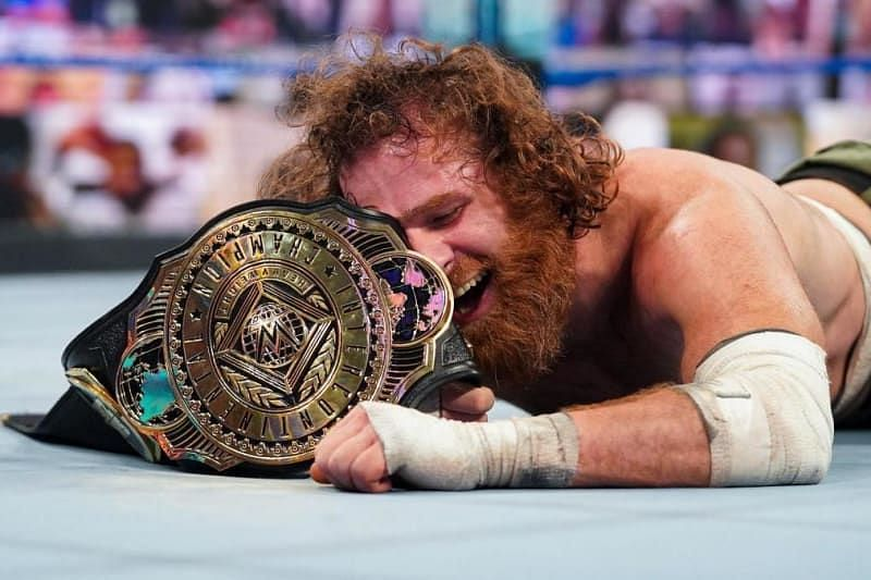 The Great Liberator currently holds the Intercontinental Championship.