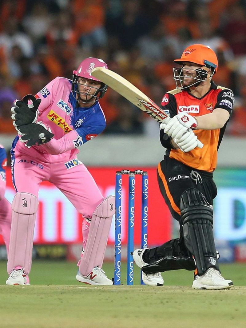David Warner will be up against Steve Smith