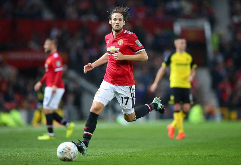 Blind was one of the most underrated Manchester United players in the last decade