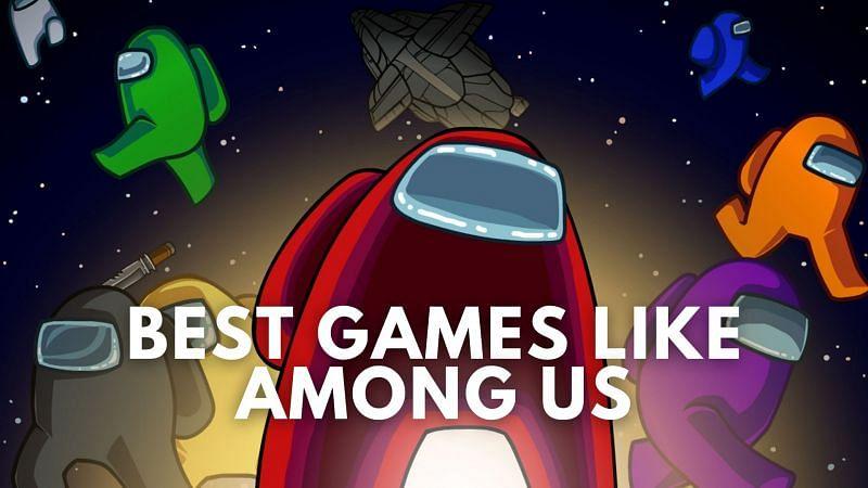 Best impostor games like Among Us