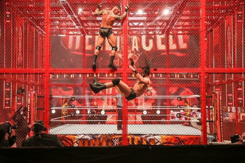 Drew McIntyre lost to Randy Orton at Hell In A Cell, putting an end to his 203-day WWE Championship reign