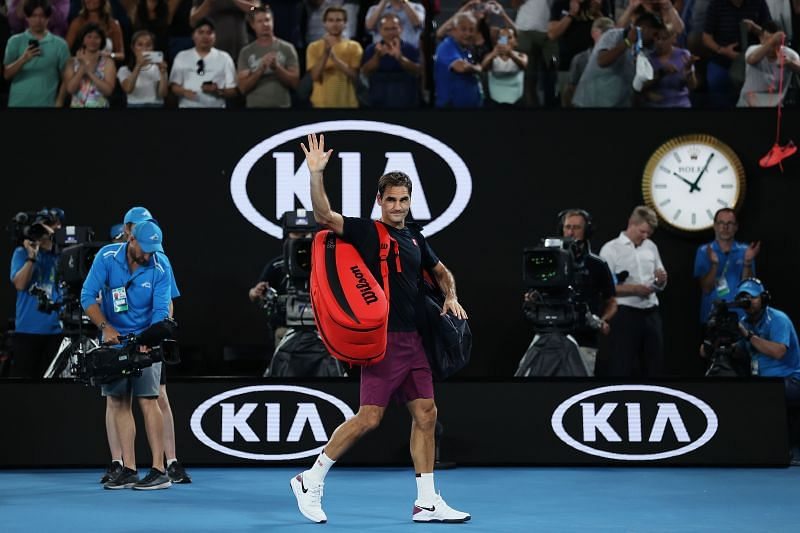 The 2020 Australian Open was the last time we witnessed Roger Federer on the tour