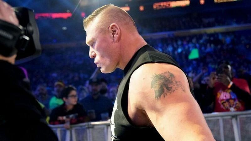 Brock Lesnar is currently a free agent after his contract with WWE expired recently and it was confirmed by Paul Heyman