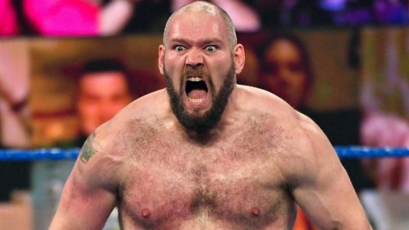 Lars Sullivan made his return to SmackDown this past Friday night