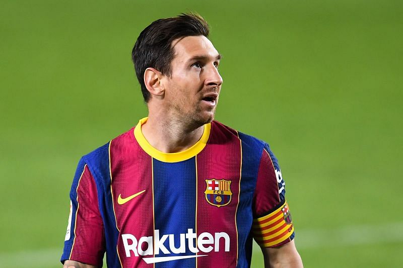 Lionel Messi could leave Barcelona at the end of the season