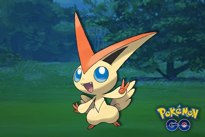 Victini can be obtained via