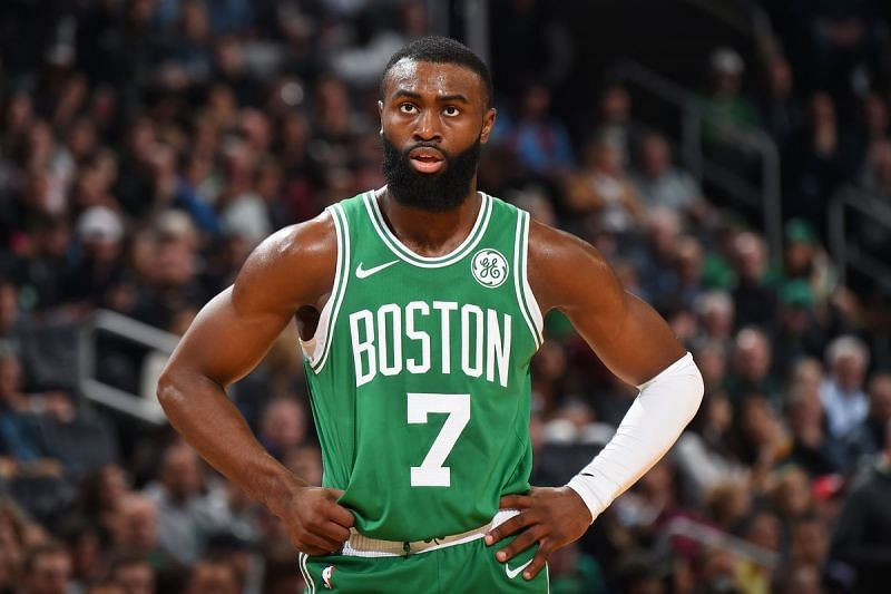 Jaylen Brown has been one of the most underrated players in the NBA this season.