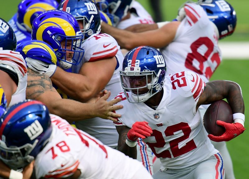 New York Giants v Los Angeles Rams