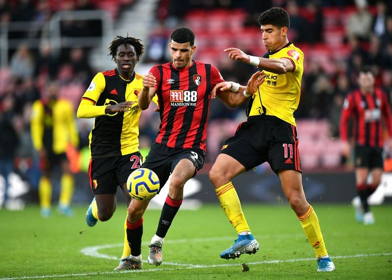 Watford and Bournemouth go toe-to-toe for the first time since Premier League relegation
