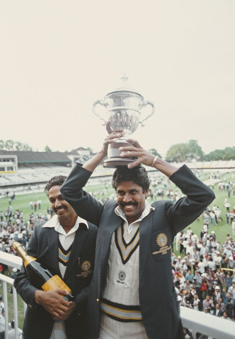1983 Cricket World Cup Final India v West Indies