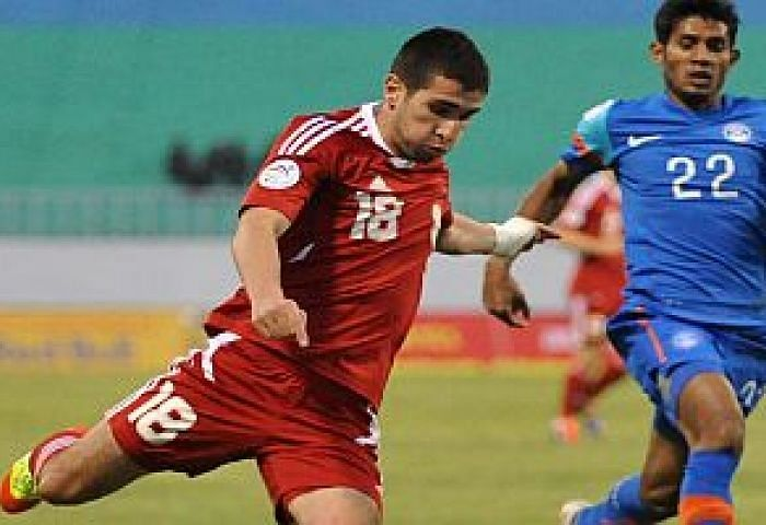 Fatkhulo Fatkhuloev has signed for Chennayin FC.