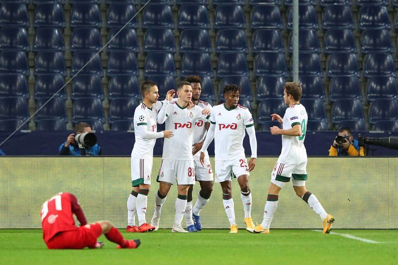 Lokomotive Moscow have a strong squad