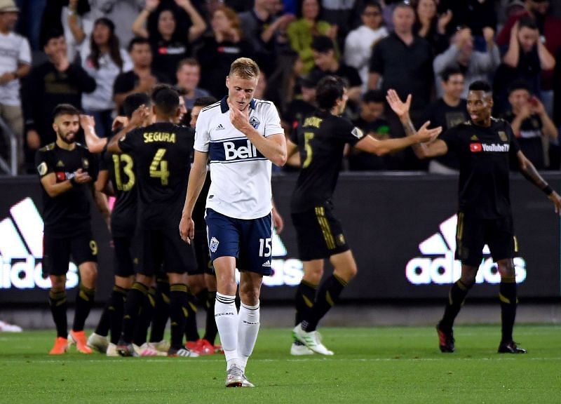The Vancouver Whitecaps take on Los Angeles FC this week