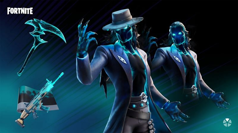 Deadeye is a legendary rarity cosmetic in Fortnite (Image credit: Epic Games)