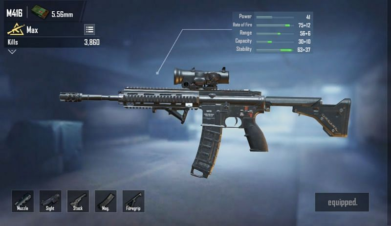M416 VS Beryl M762; Which assault rifle is better & Why?